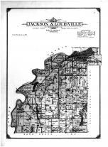 Jackson and Louisville Township, Strunks Lake, Scott County 1913